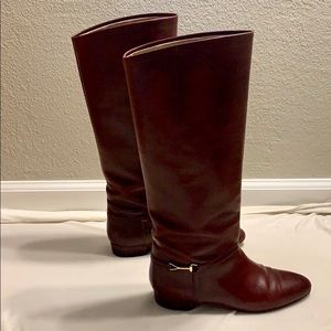 Beautiful vintage Cole Haan Riding Boot